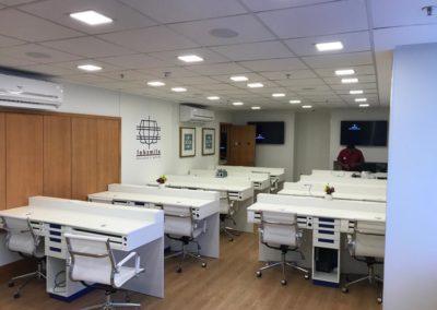 Construção clínica Labsmile