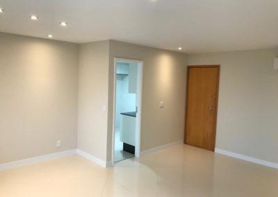 Pintura apartamento construtora Disa Catisa
