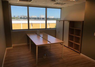 Reforma escritório Helbor