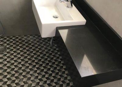 Revestimento banheiro mansoes Barra da Tijuca